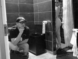 Jessie J shares naked photo of herself in the shower with her male hairstylist and boyfriend Channing Tatum replies