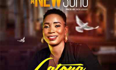 Latoya - Sing A New Song