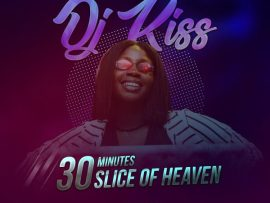DJ Kiss - 30 Minutes Slice Of Heaven Mixtape