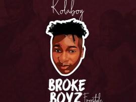 Kolaboy - Broke Boyz