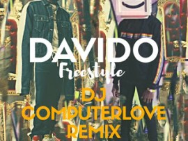 DJ Computerlove - Davido Freestyle