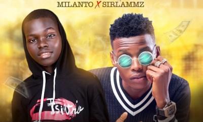 Milanto Ft. Sirlammz - Bless Me