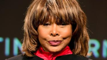 Tina Turner in September 2017