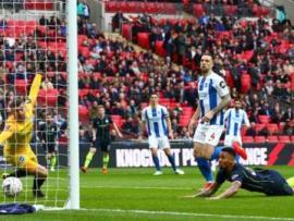 Manchester City v Brighton