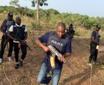 Nigerians React To New Photos of Supercop, Abba Kyari And His Team Hunting Down Kidnappers Along Abuja-Kaduna Expressway