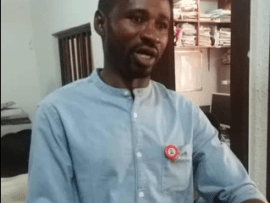 Fake loverboy arraigned in court for $15,000 online fraud