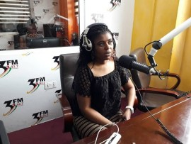 Meet the Ghanaian woman born with 2 Vaginas and 2 Wombs as she opens up on her condition?