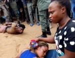 Police Rescue Young Lady From The Hands of Ritualists in Delta State [Photos]