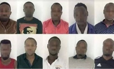 Eight Nigerians sentenced to death in UAE for robbery (Photo)