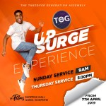Join Take Over Generation Assembly For Their Morning Service