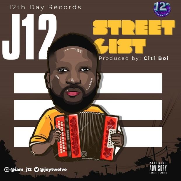 J12 - Street Gist (Prod. Citiboi)