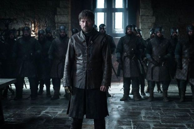 The Lion of Lannister finds himself among Wolves and Dragons in 'Game of Thrones' Season 8, Episode 2.