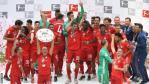 Bayern Munich Win Seals Seventh Straight Bundesliga Title