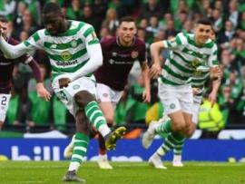 Celtic striker Odsonne Edouard