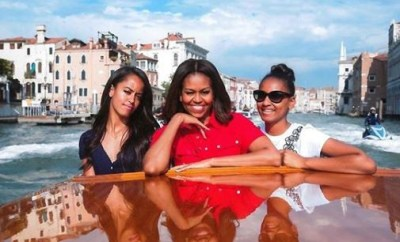 Michelle Obama reveals the
