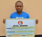 Nigerian Criminologist, Adeusi Olatunji Jailed For Internet Fraud