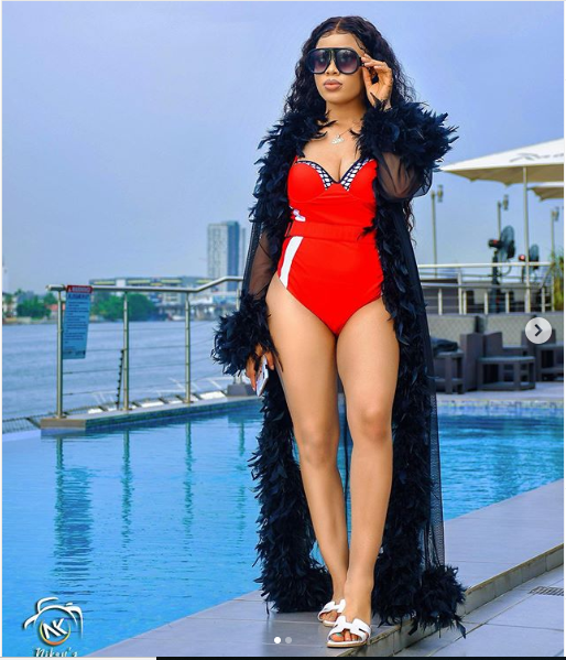 BBN star, Nina flaunts her hot body in new sexy photos