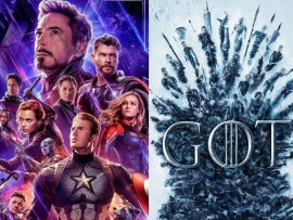 Avengers Endgame and Game of Thrones?dominate culture with MTV?Movie And TV Award?nominations (Full List)