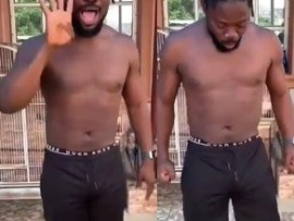 I am not a 4 seconds man, I am a 4-hours man- DaddyShowkey says in new video