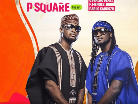Peter Okoye calls out Angola show promoter for using his photo to make his twin brother