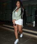 Jordyn Woods Steps Out in Style [Photos]