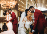 More Beautiful Photos From The White Wedding of Super Eagles And Leicester City Midfielder, Wilfred Ndidi
