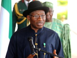 I overcame challenges in govt through constant prayers- Goodluck Jonathan