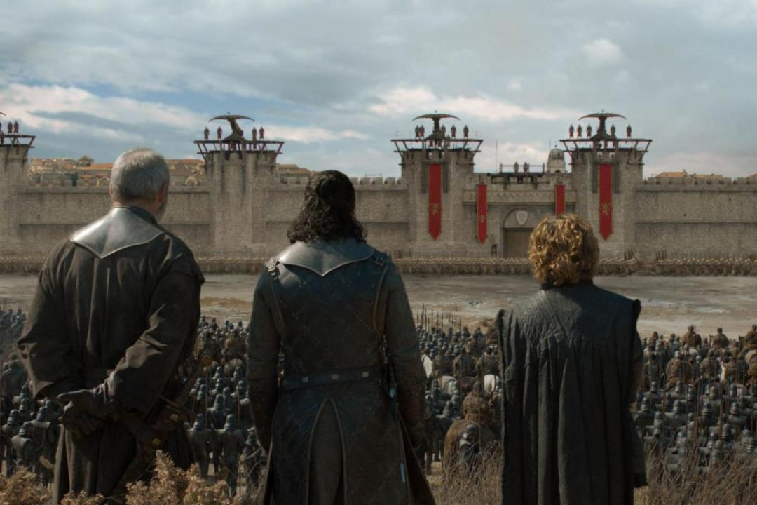 Image result for VIDEO: Game of Thrones Season 8 – Episode 5 (The Bells)