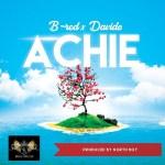 B-Red – Achie ft. Davido