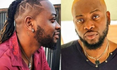 Teddy A goes blonde after shaving off his signature dread-locks (Photo)