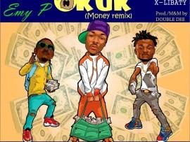 Emy P - Okuk [Remix] Ft. Upper X & X-Libaty