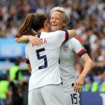 Women's World Cup: USA Beat France To Book England Semi-Final