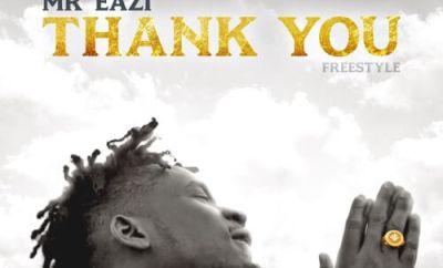 Mr Eazi – Thank You (Prod. GuiltyBeatz)