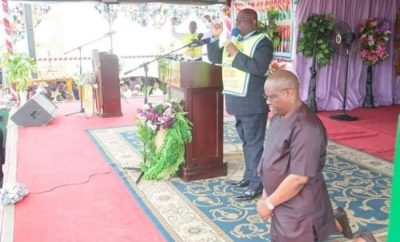No apologies, Rivers State is a Christian state ? Governor Wike