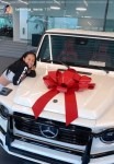 Erica Mena Flaunts New G-Wagon Gift From Fiance Safaree Samuels As She Accepts Him Back After His Cheating Scandal [Photos]
