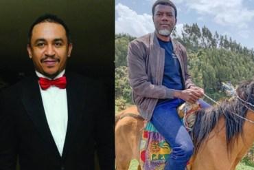 Daddy Freeze reacts as Omojuwa accuses Reno Omokri of taking money to defend Pastor Fatoyinbo