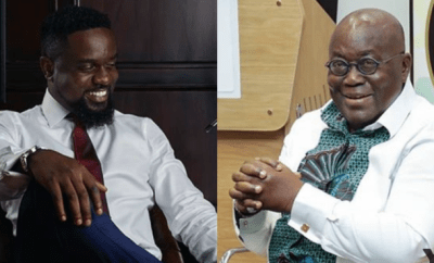 Sarkodie drags Ghanaian government over plans to build N72b ($200m) parliament