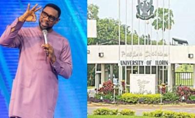 UNILORIN yet to find Pastor Biodun Fatoyinbo?s student record