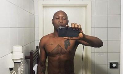 Seun Kuti goes naked on Instagram