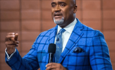 The old testament no longer works, it is an expired covenant- Pastor Paul Adefarasin