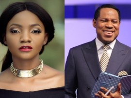 """""""You are weaponizing the Bible"""" - Simi reacts to Pastor Chris Oyakhilome"""