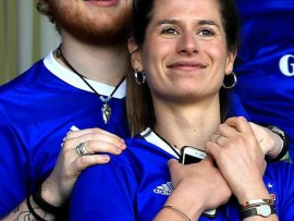 Ed Sheeran confirms he and his long-term girlfriend Cherry Seaborn are married?