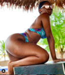 Sophia Momodu Flaunts Her Banging Bikini Body in New Photos