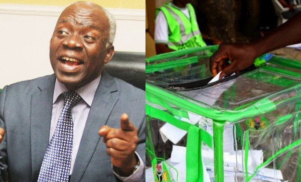 Election petitions should be handled by retired Judges ? Femi  Falana