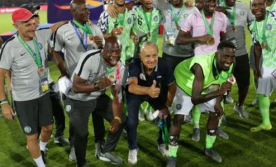 AFCON 2021 Qualifiers Full List: Nigeria to play Sierra Leone, Lesotho and Benin