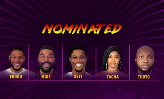 #BBNaija: Tuoyo evicted from the Big Brother House