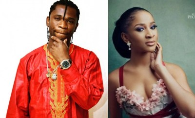 Speed Darlington replies Adesua Etomi over invitation to BBNaija