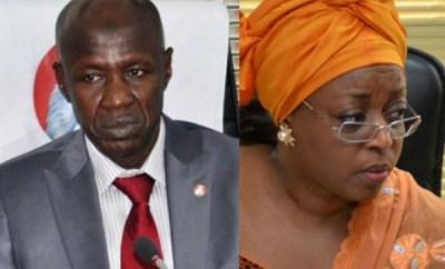 Magu accuses UK government of unnecessarily dragging Diezani
