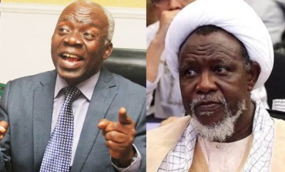 Proscription of Shiites movement is ?immoral and illegal ? Femi Falana
