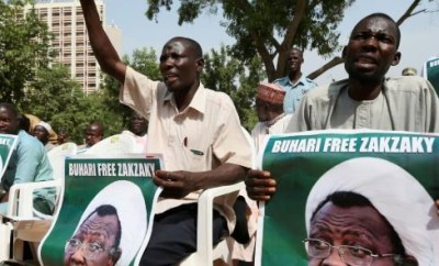 We only outlawed criminality of Shiites not their freedom of worship - Presidency?